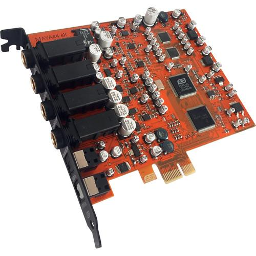 ESI Maya44 eX 4-In 4-Out PCIe