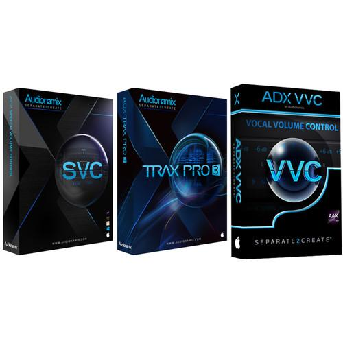 AUDIONAMIX ADX Professional Suite Bundle