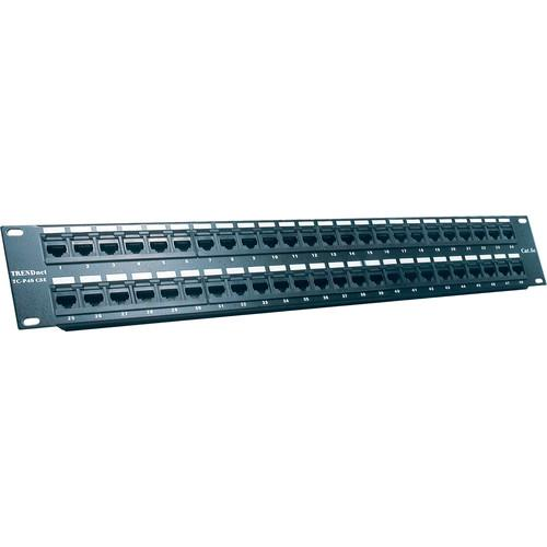 TRENDnet 48-Port Cat5 5e Unshielded Patch