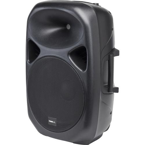 Tourtek GP15a 2-Way Active PA Speaker