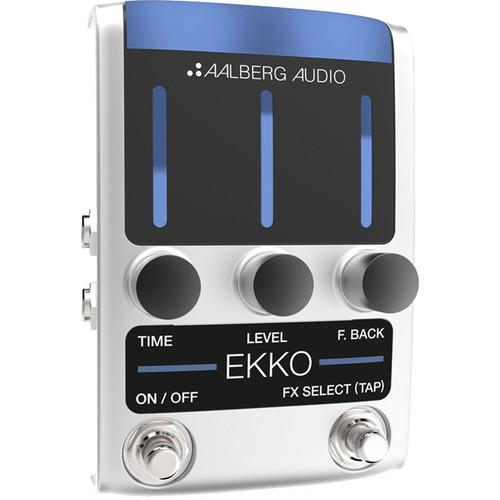 Aalberg EKKO EK-1 Delay Pedal with
