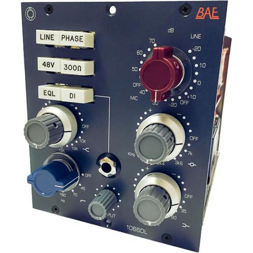 BAE 1066DL Mic Line Preamp and