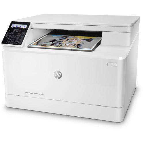 User Manual Hp Color Laserjet Pro M180nw All In One Search For Manual Online