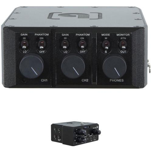 Beachtek DXA-ALEXA Preamplifier and DXA-CINE Adapter