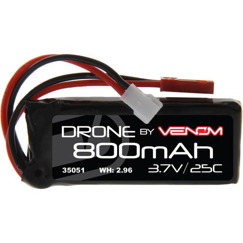 Venom Group 3.7V 800mAh 25C 1S