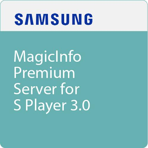 Samsung BW-MIP30PS MagicInfo Premium Server for