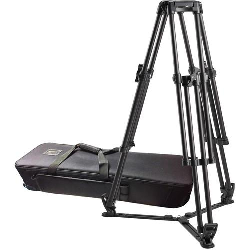 Acebil CINE150L Heavy-Duty Aluminum Tripod with