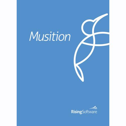 Rising Software Musition 5 Music Theory