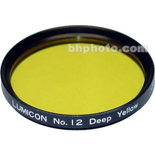 Lumicon Yellow #12 48mm Filter
