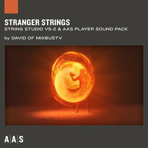 Applied Acoustics Systems Stranger Strings -