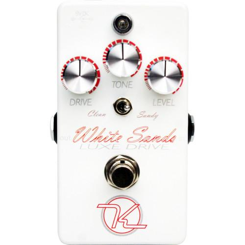 Keeley White Sands Luxe Drive Pedal