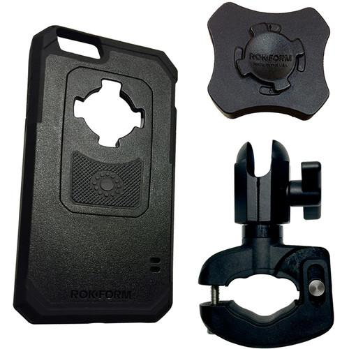 PANAVISE BarGRIP Phone Mount with Rokform