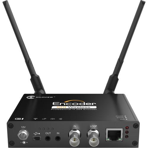 Kiloview SDI to RTSP Wireless Encoder