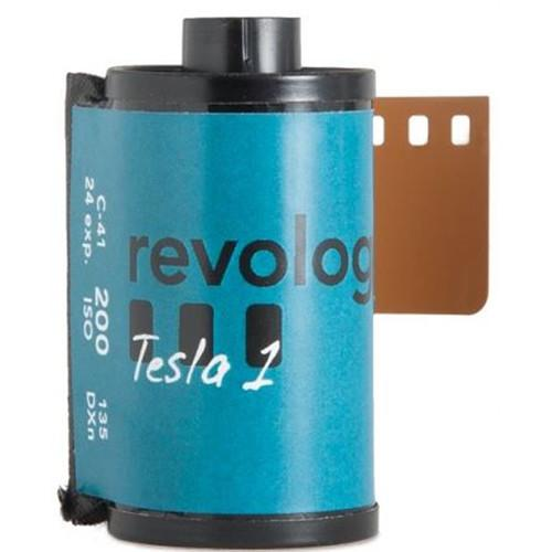 REVOLOG Tesla 1 200 Color Negative