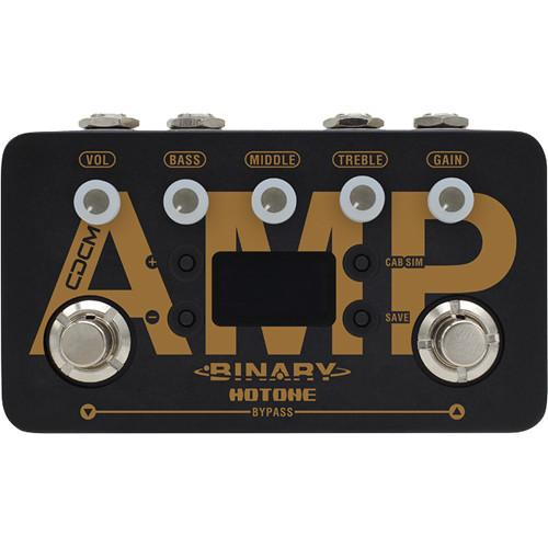 Hotone Binary Amp Simulation Pedal for