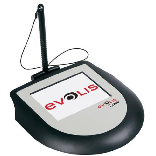 "Evolis Sig200 5"" Color Interactive LCD"