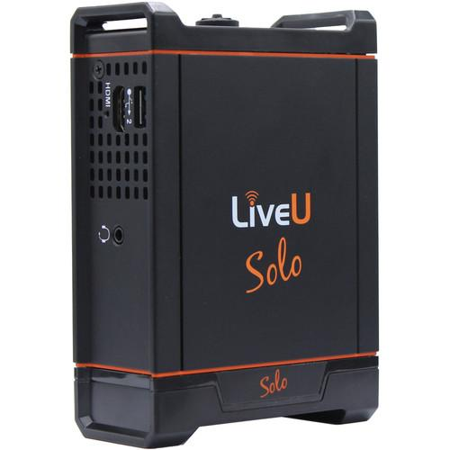 LiveU Solo HDMI Video Audio Encoder