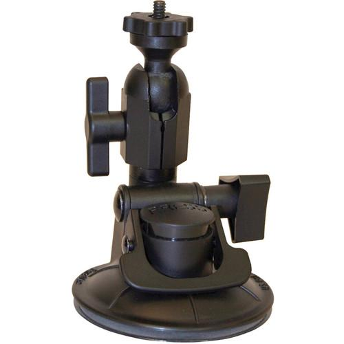 PANAVISE ActionGRIP Ball-Head Suction Cup Mount