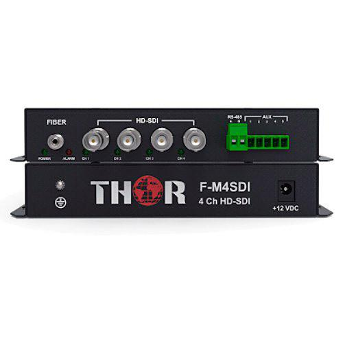 Thor 4-Channel HD-SDI Extender Kit over