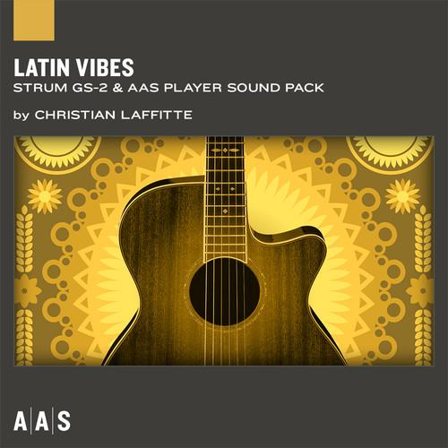 Applied Acoustics Systems Latin Vibes Guitar