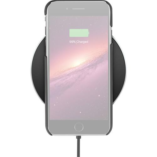 Aluratek Qi-Compatible Wireless Charging Pad