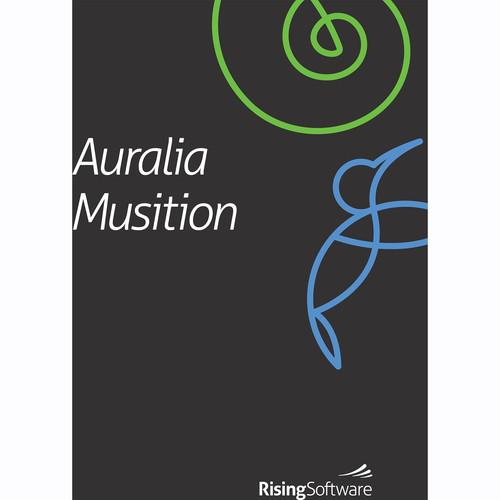 Rising Software Auralia 5 Musition 5