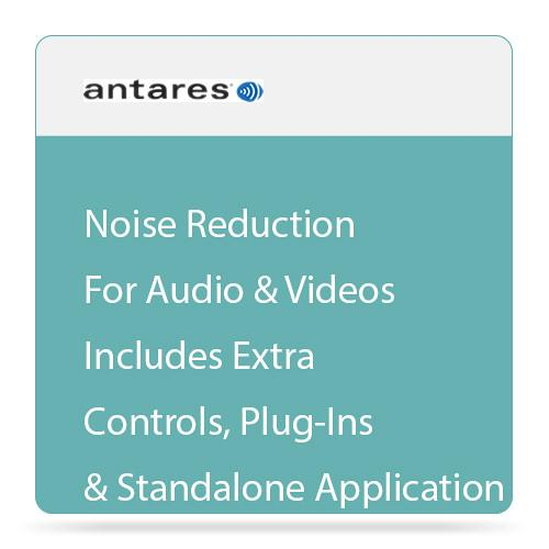 Antares Audio Technologies SoundSoap 5 Audio Restoration and Noise Reduction Software