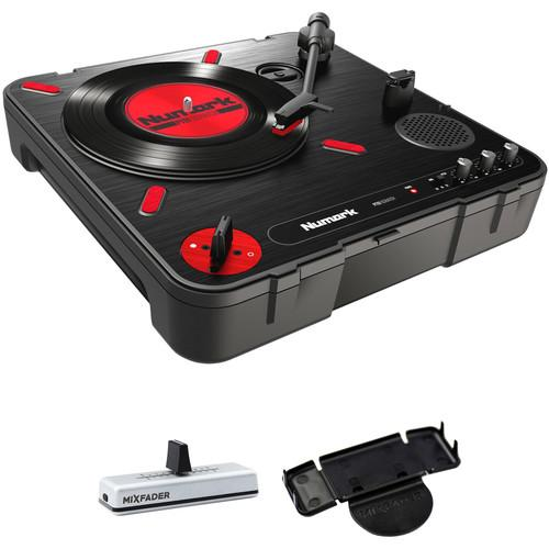 Numark PT01 Scratch - Portable Turntable
