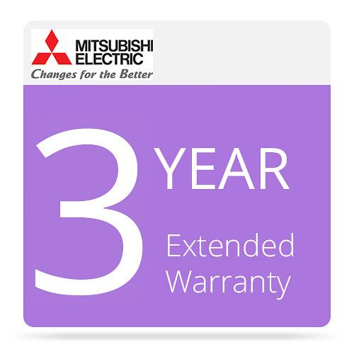 Mitsubishi 3-Year Extended Warranty for Select