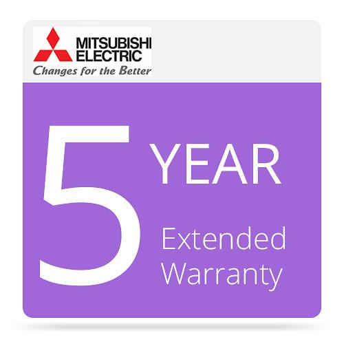 Mitsubishi 5-Year Extended Warranty for Select