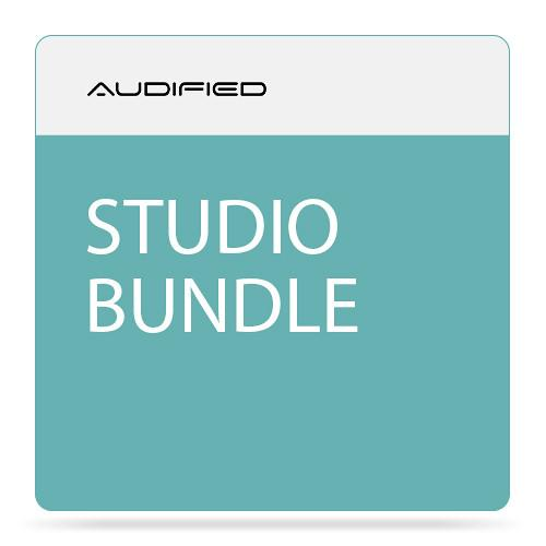 AUDIFIED Studio Bundle Plug-In Software Kit