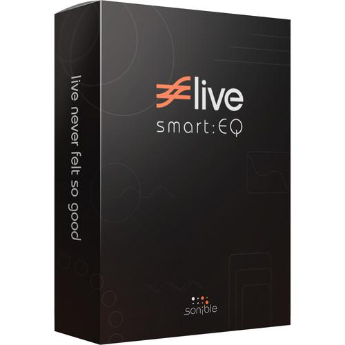 Sonible Smart:EQ Live - Intelligent Equalization