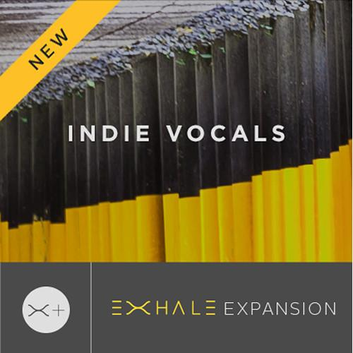 Output Indie Vocals - EXHALE Expansion