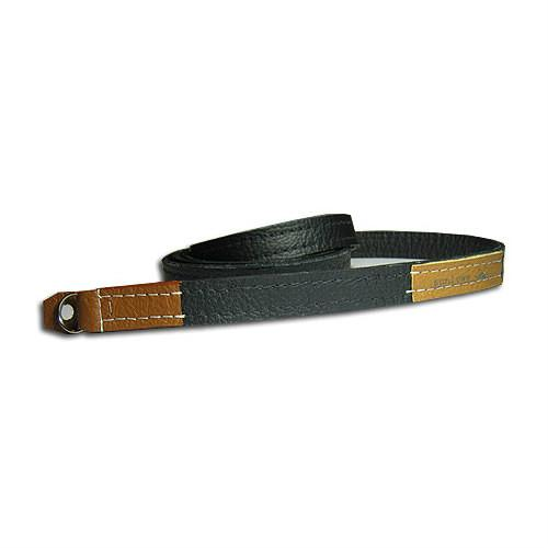Sunlows Leather Camera Strap with Ring