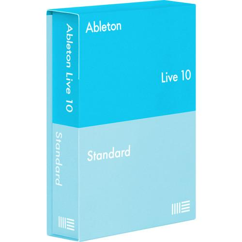 Ableton Live 10 Standard Upgrade -