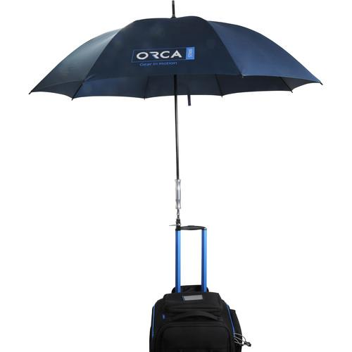 ORCA Outdoor Production Umbrella with Cine Clamp