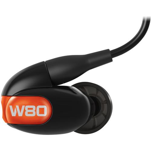 Westone W80 Eight-Driver True-Fit Earphones with