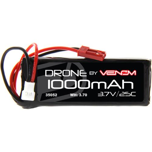 Venom Group 3.7V 1000mAh 25C 1S