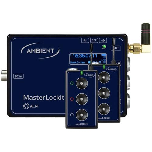 Ambient Recording NanoLockit Value Pack 1