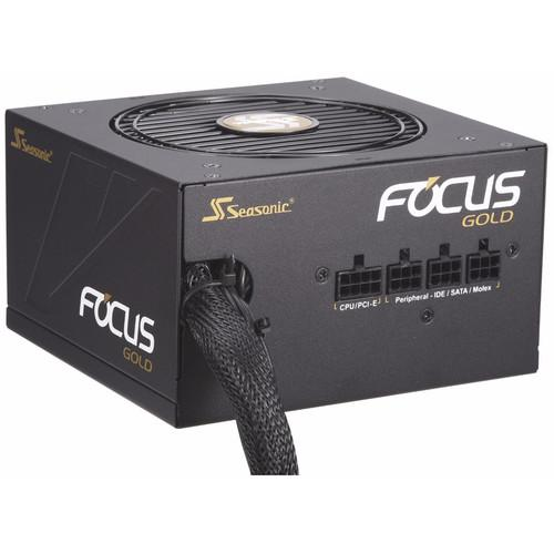 SeaSonic Electronics Focus Gold Series 550W