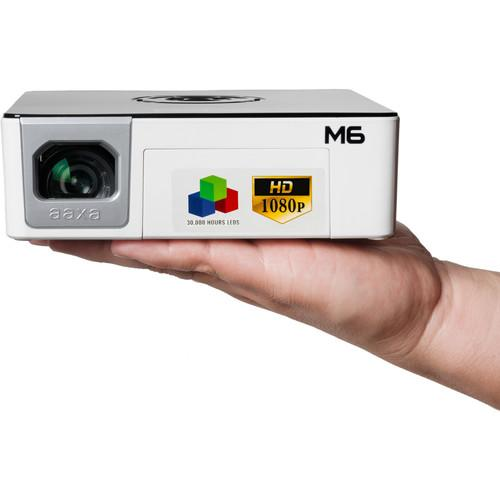 AAXA Technologies M6 1200-Lumen Full HD