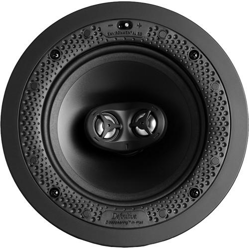"Definitive Technology 6.5"" STR Round Stereo"