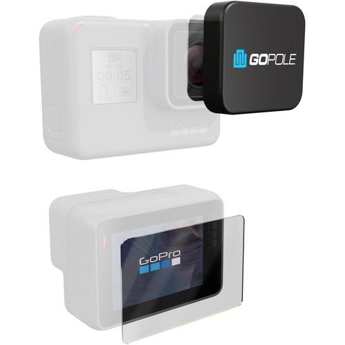 GoPole Lens LCD Protection Kit for