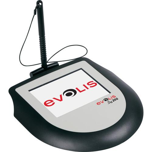 Evolis Sig200 Signature Capture Pad with