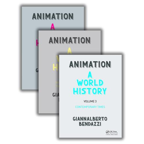 Focal Press Book: Animation: A World