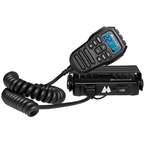 Midland MicroMobile MXT275 15-Channel Two-Way GMRS