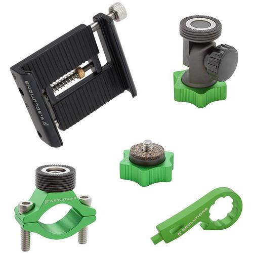 9.SOLUTIONS Smart Phone Mount Kit