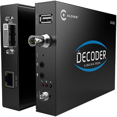 Kiloview RTSP to SDI Decoder