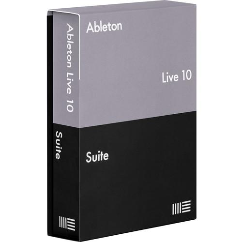 Ableton Live 10 Suite - Music