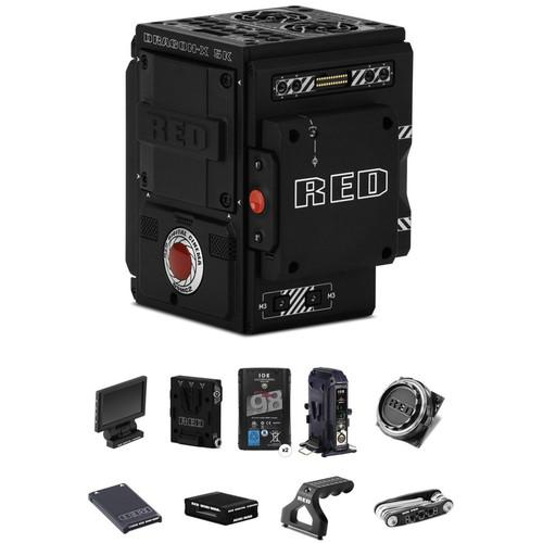 RED DIGITAL CINEMA DSMC2 DRAGON-X Starter